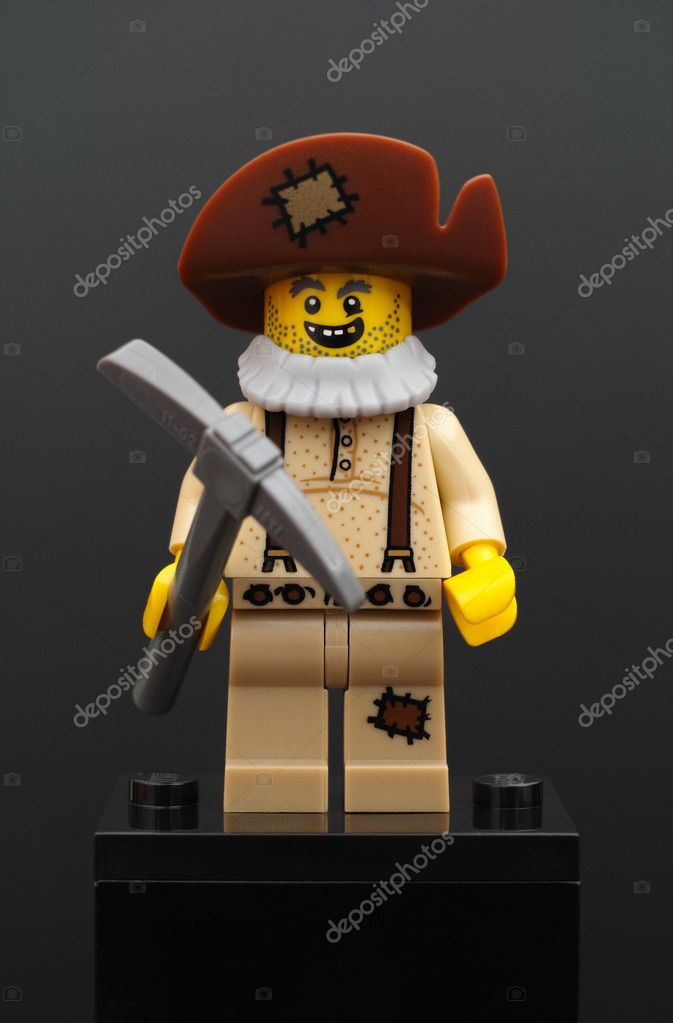 56e1b7fe20ffc Lego Prospector minifigure – Stock Editorial Photo © Rosinka79  75529169