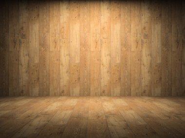 Wood texture background 3Drendering