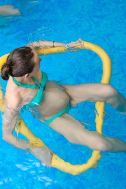 Water Yoga for pregnant women