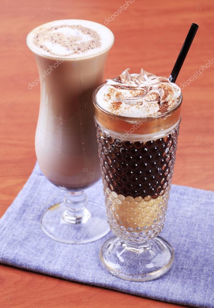 Kaffee-Getränke — Stockfoto © ajafoto #81233124