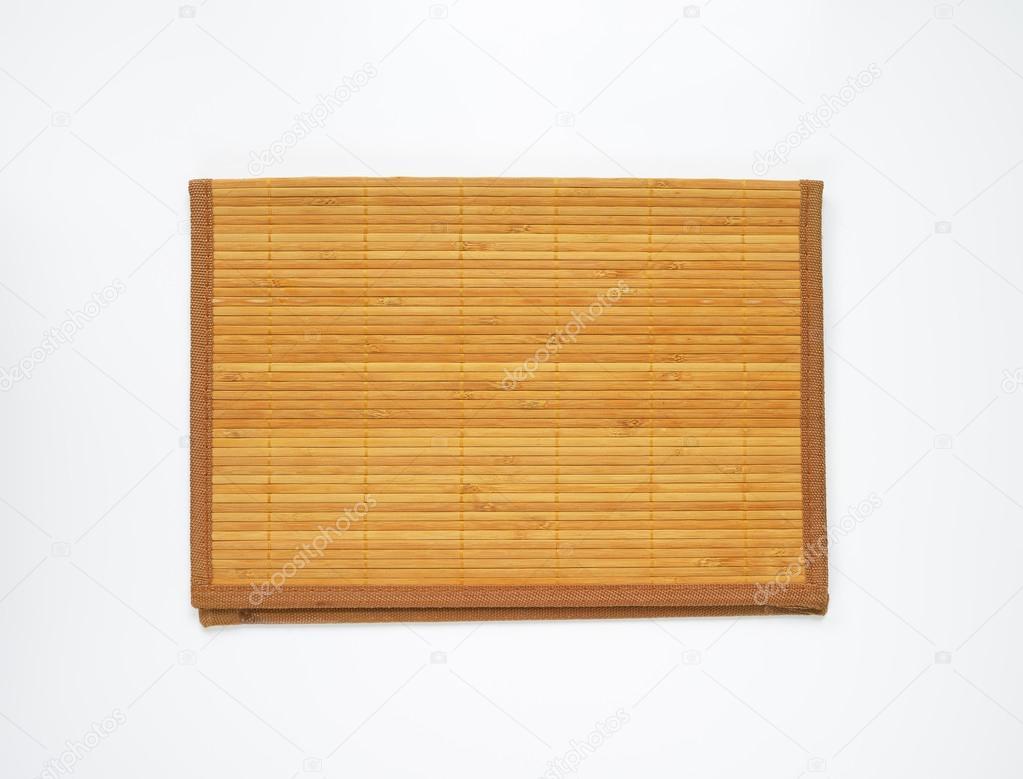 Tischset Bambus Stockfoto C Ajafoto 99426620