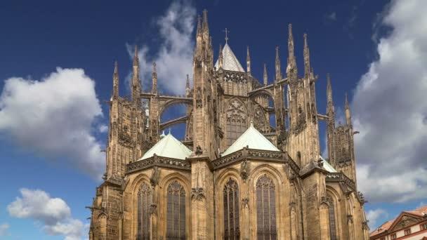 Katedrála sv. Víta (Římskokatolická katedrála) na Pražském hradě