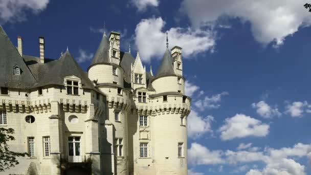 usse vár, loire valley, Franciaország - néven is ismert alvó szépség vár