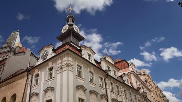 Staré domy v Praze, Česká republika