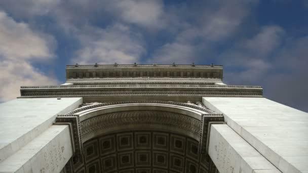 Arc de Triomphe, Paris, Frankreich, Mitteleuropa
