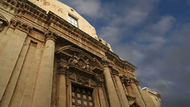 Cattedrale di Siracusa (siracusa, sarausa) - città storica in Sicilia, Italia