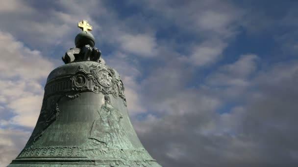 Car Bell, moskevského Kremlu, Rusko – také známý jako Tsarsky Kolokol, Car Kolokol Iii nebo Royal Bell