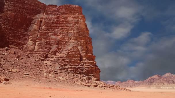 Wadi Rum Desert, Jordan, Middle East