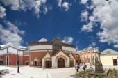 Státní Treťjakovské galerie je Galerie výtvarného umění v Moskvě, Rusko, především depozitáře ruského umění na světě. Galerie historie začíná v roce 1856. Hala umělce V.Vasnetsov. Kolekce - 130 000 exponátů