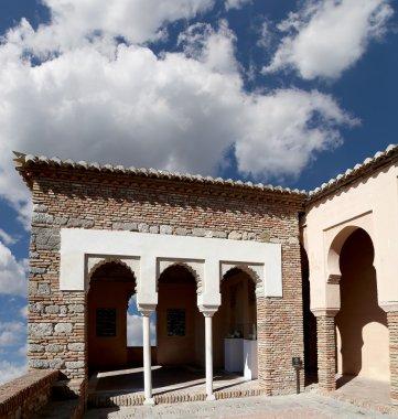"Картина, постер, плакат, фотообои ""Alcazaba замок на горе Gibralfaro. Малага, Испания"", артикул 85390520"