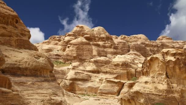 Mountains of Petra,Jordan