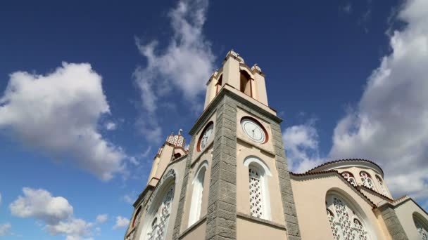 Orthodox Church of St. Panteleimon, the island of Rhodes,Greece