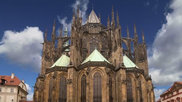 Katedrála svatého víla (římskokatolická katedrála) – Pražský hrad a Hradcany, Česká republika