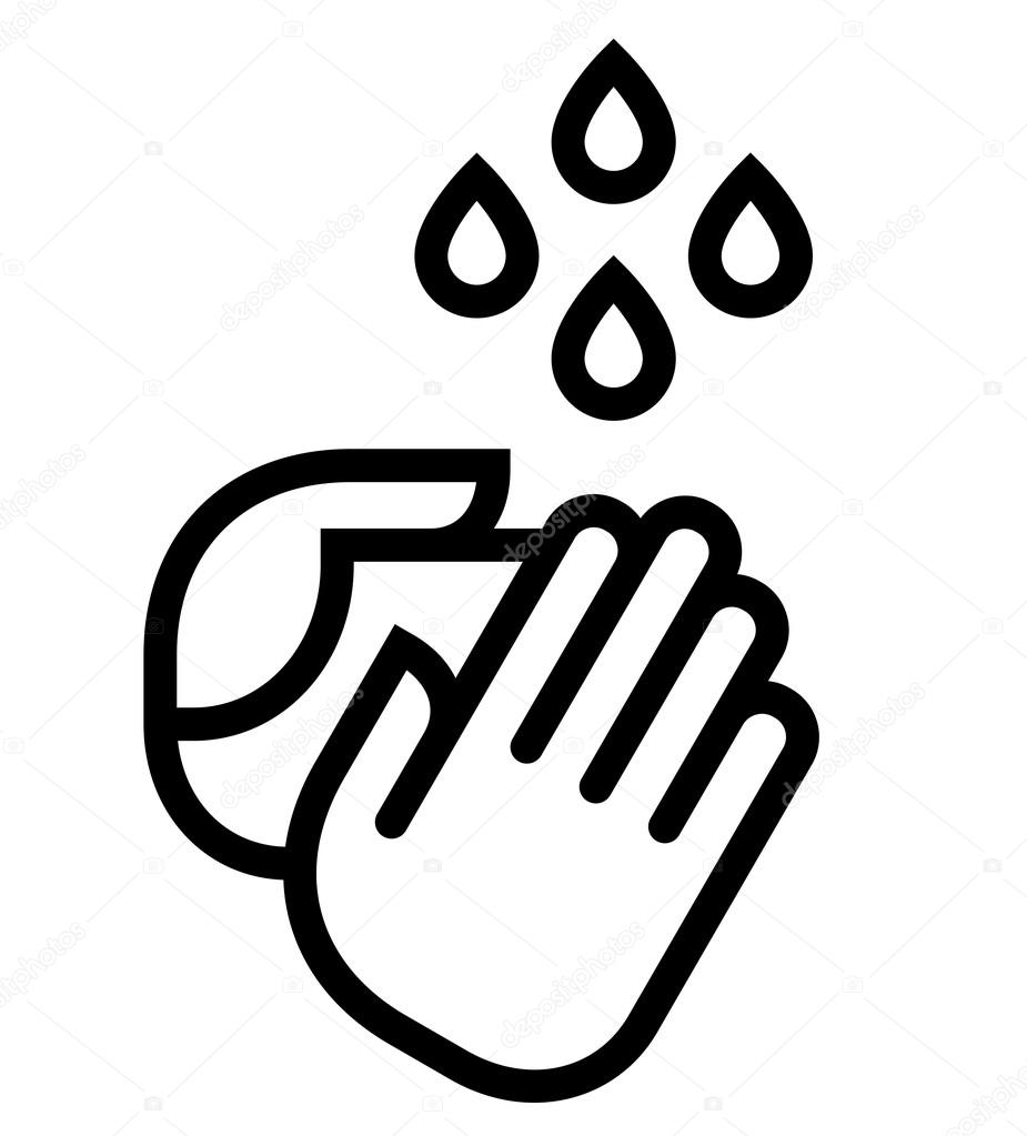 Wash Your Hands Coloring Image also Nurses And Nursing together with Stock Illustration Hand Washing Icon besides Touch Finger Icon 19 as well Hand Coloring Pages. on hand hygiene