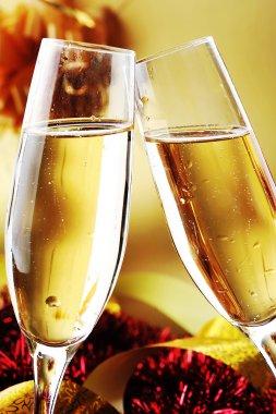 shampagne glasses