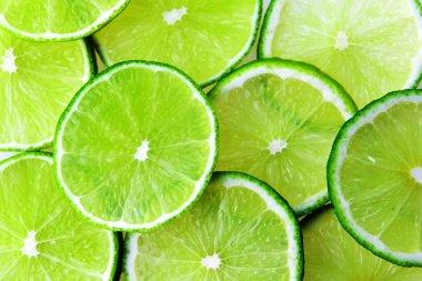 Ripe fruit lime