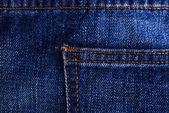 džíny pocket textura