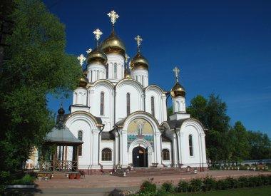 Orthodox church, Russia, Pereslavl-Zalessky town