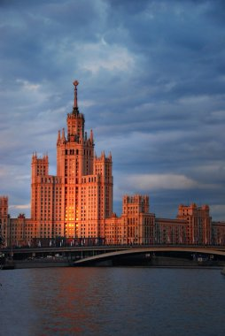 Foreign Ministry, Moscow