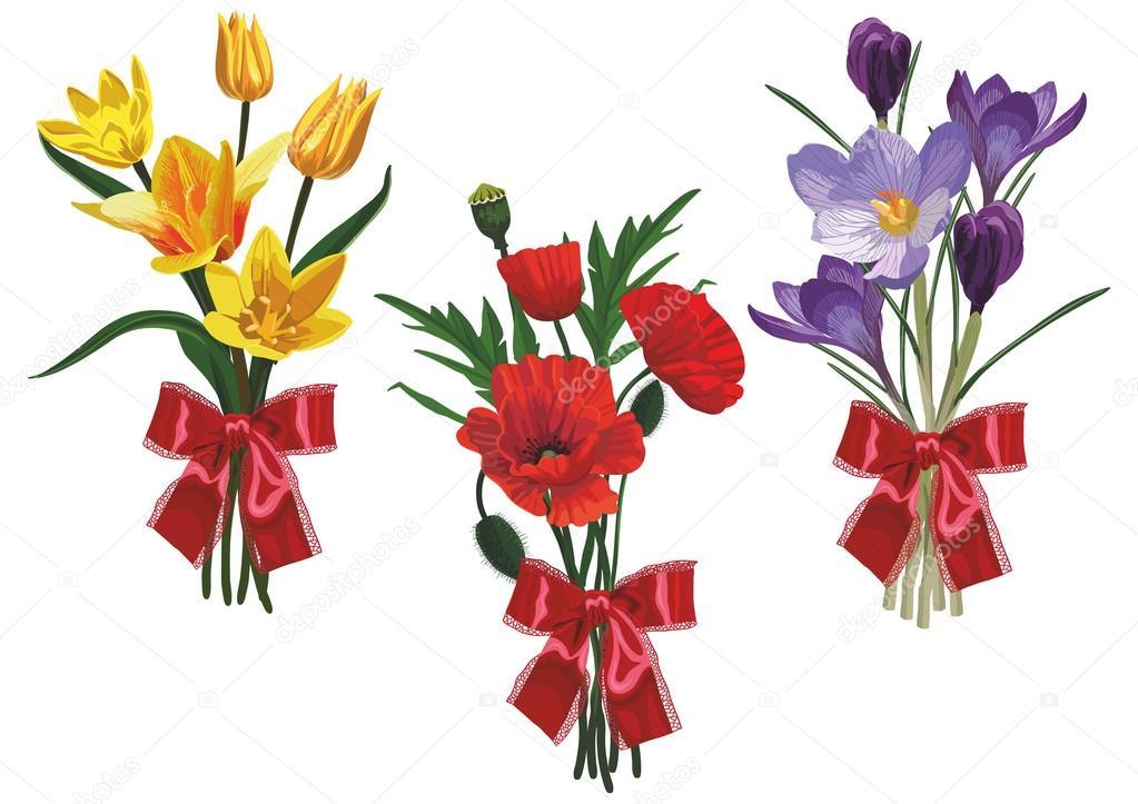 Disegni Mazzi Di Fiori Disegno Di Mazzo Di Chrysanthemum Da