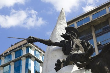 Don Quixote. Buenos Aires, Argentina