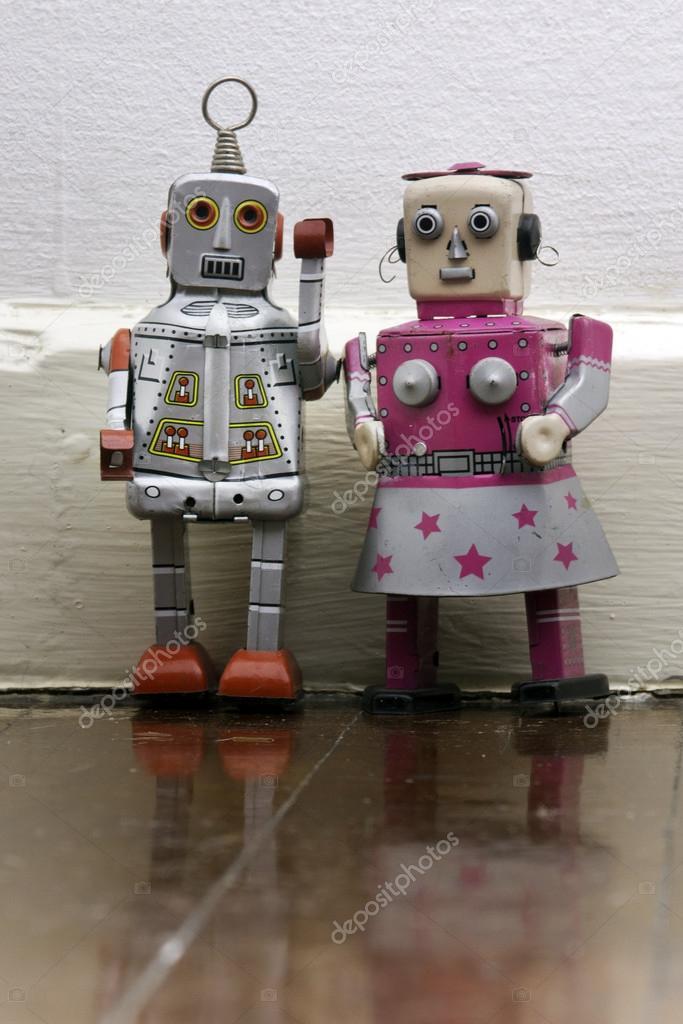 seznamka s robotem