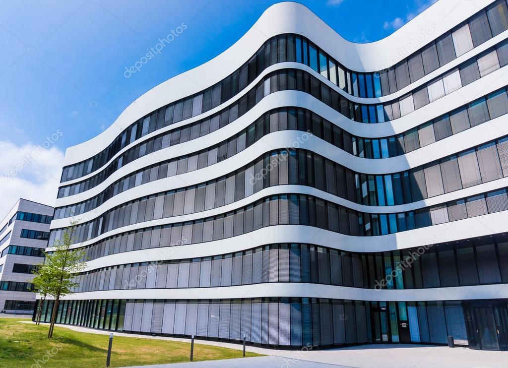 Extérieur d un immeuble de bureaux moderne façade de l immeuble