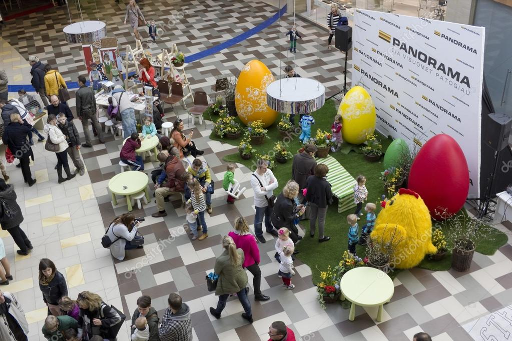 Eggs and chickens  installations