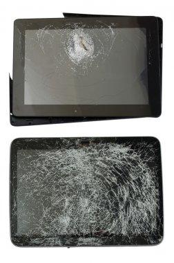 Broken gadgets isolated