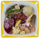 Food waste and scraps