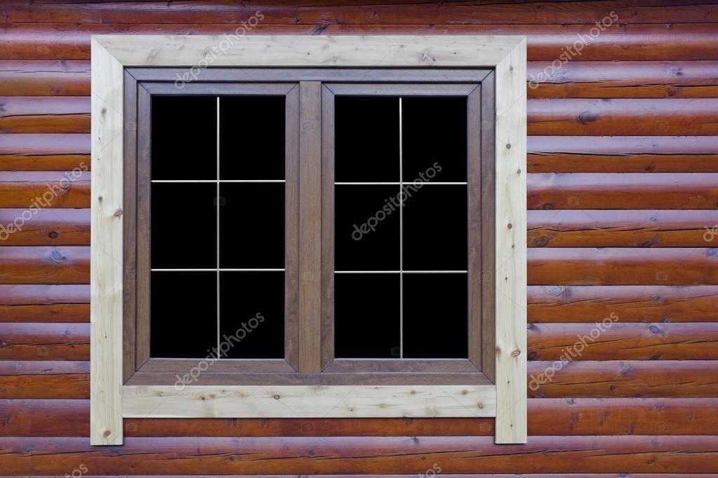 Fenetre Rustique fenêtre rustique moderne — photographie vilaxlt © #85420418