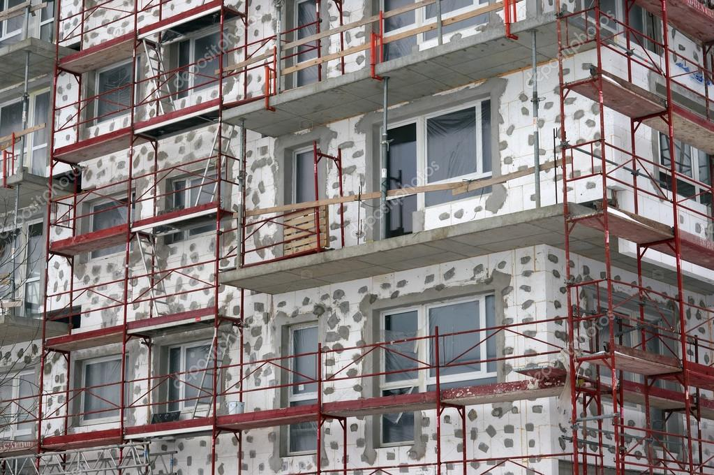 PERI formwork and scaffolding systems – Stock Editorial