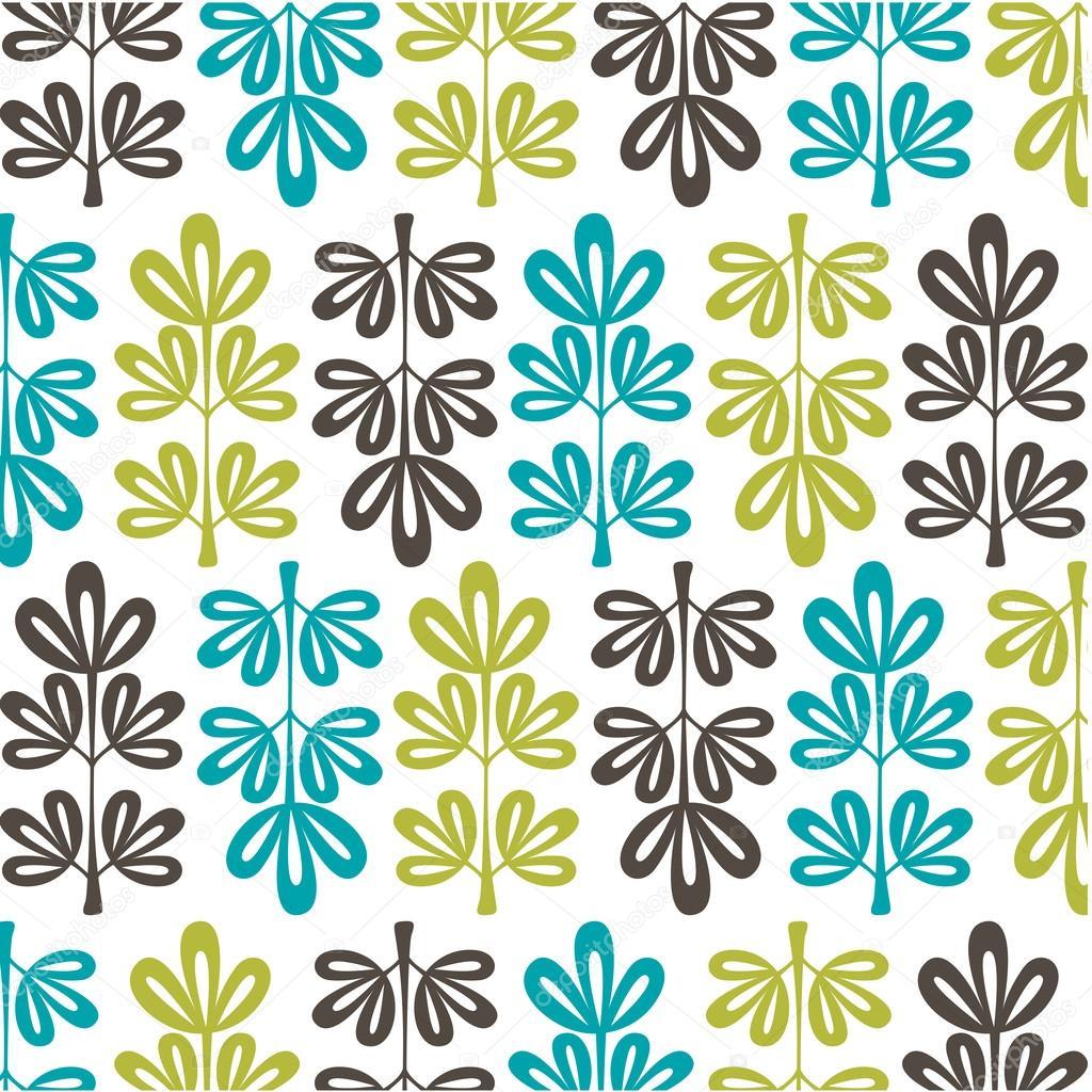 motif floral scandinave photographie re bekka 53715871. Black Bedroom Furniture Sets. Home Design Ideas