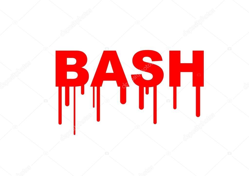 bash #hashtag