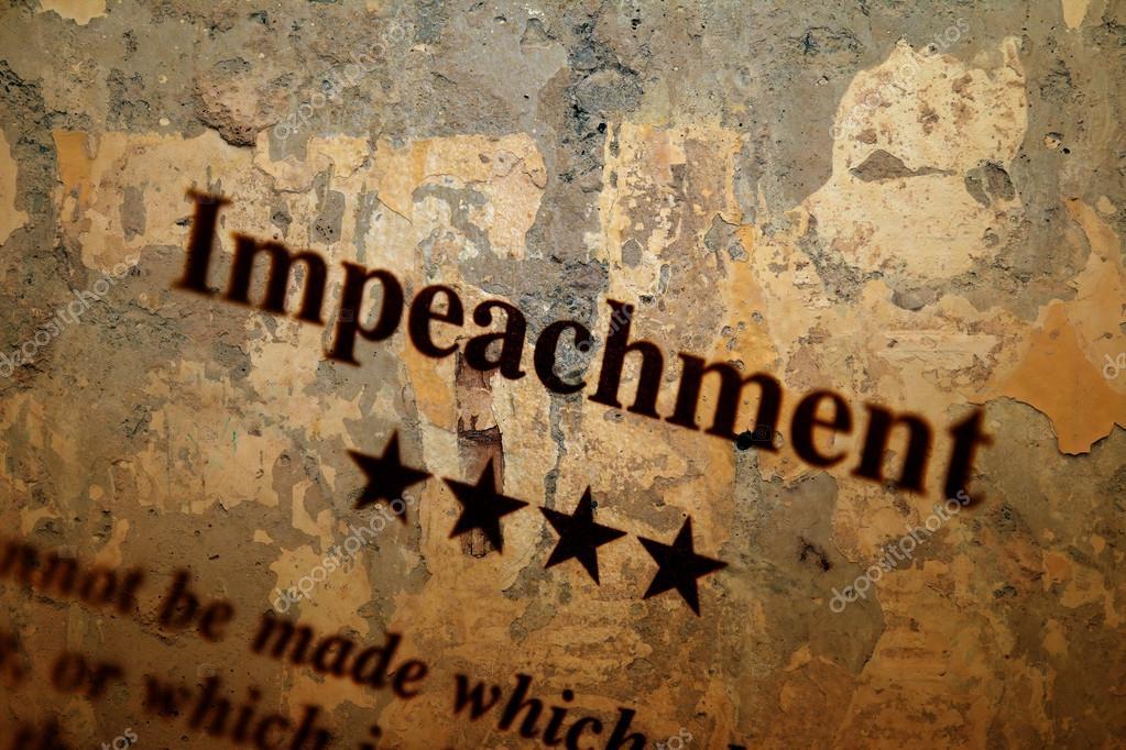 impeachment #hashtag