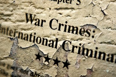 War internation crimes