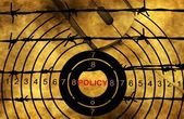 Webové koncepce politiky proti barbwire