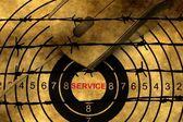 Webové služby cílové proti barbwire