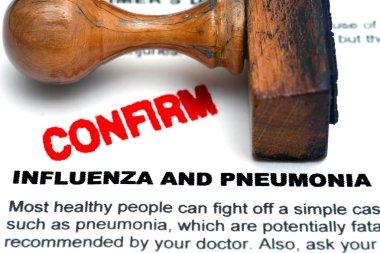 Influenza and pneumonia