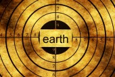 Earth grunge  target