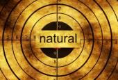 Natural grunge  target