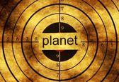 Planet grunge cíl