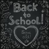 Zpátky do školy na tabuli