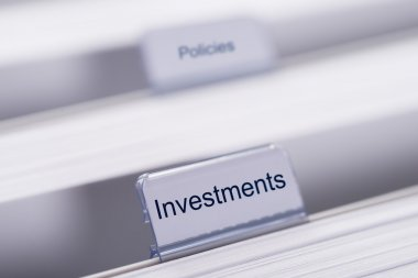 Investments And Policies Folders