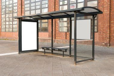 Bus Stop Station