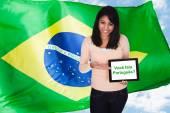 Mit beszél portugál