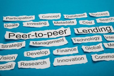 Peer-to-peer And Lending Text