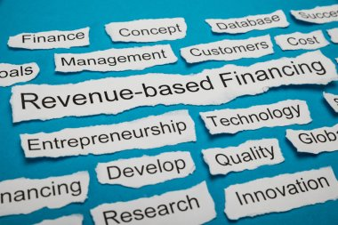 Revenue-based Financing Text