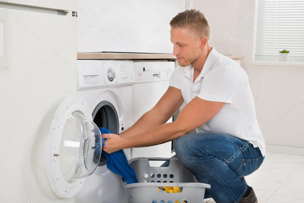 how to use washing machine.photo