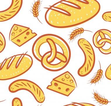 bread, bakery background